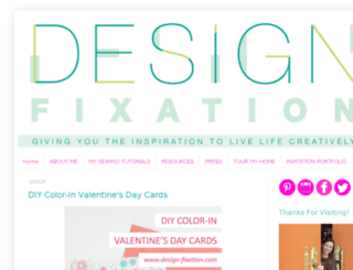designfixation.blogspot.com screenshot