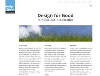 designforgood.eu screenshot