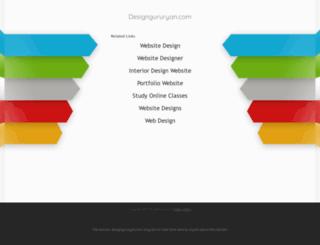designgururyan.com screenshot