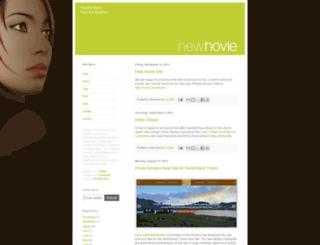 designhovie.blogspot.com screenshot