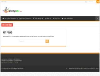 designhw.com screenshot