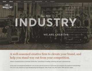 designindustry.com screenshot