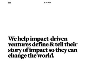 designinfluence.org screenshot