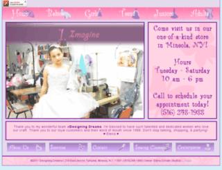 designingdreams.co screenshot