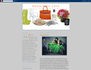 designinglifeinmiami.blogspot.com screenshot