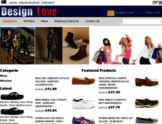 designlove.co.uk screenshot