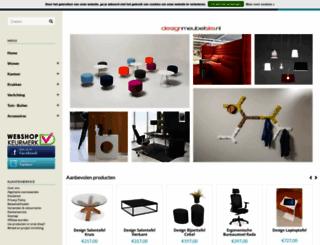 designmeubelsite.nl screenshot