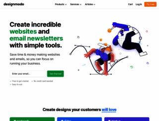 designmodo.com screenshot