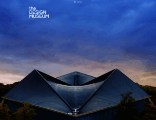 designmuseum.org screenshot