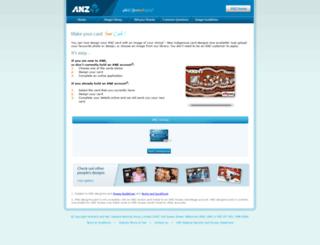 designmycard.com.au screenshot