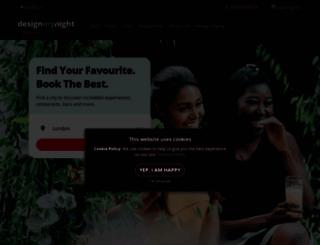 designmynight.com screenshot