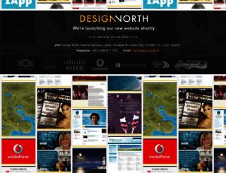 designnorth.ie screenshot