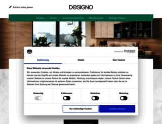 designo-kuechen.de screenshot