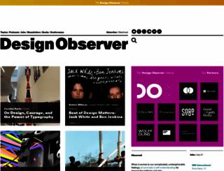 designobserver.com screenshot