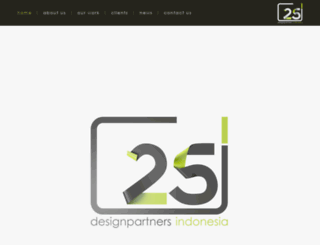 designpartnersindonesia.com screenshot