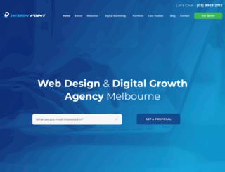 designpoint.com.au screenshot