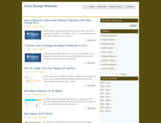 designscore.blogspot.co.uk screenshot