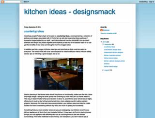 designsmack.blogspot.com screenshot