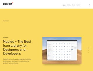 designsphere.info screenshot