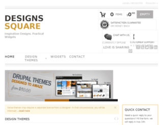 designssquare.com screenshot