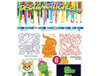 designstitch.com screenshot