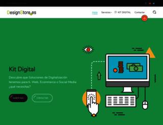 designstore.es screenshot