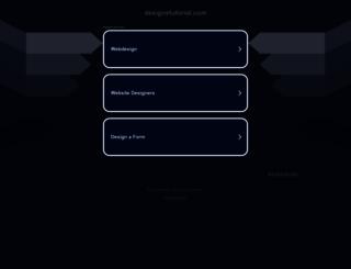 designstutorial.com screenshot