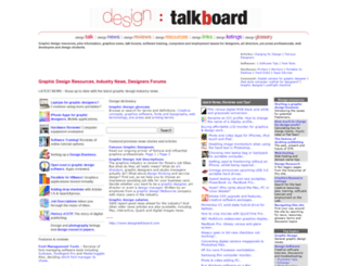 designtalkboard.com screenshot