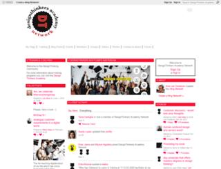 designthinkingnetwork.com screenshot