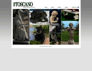 designtoscano.co.uk screenshot