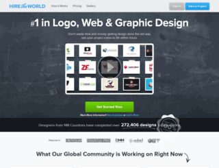 designtourney.com screenshot
