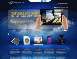 designwerksmedia.com screenshot