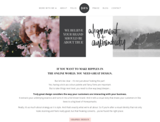 designwithstyle.com.au screenshot