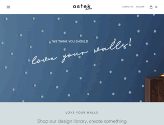 designyourwall.com screenshot