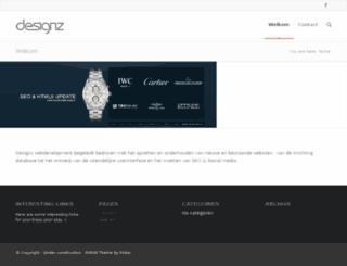 designz.nl screenshot
