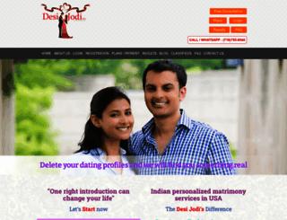 desijodi.net screenshot