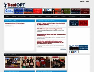 desiopt.com screenshot