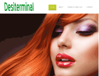 desiterminal.org screenshot