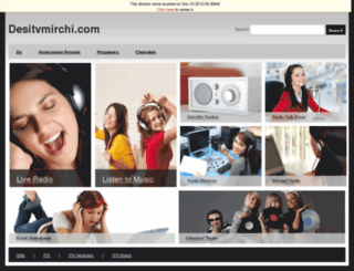desitvmirchi.com screenshot