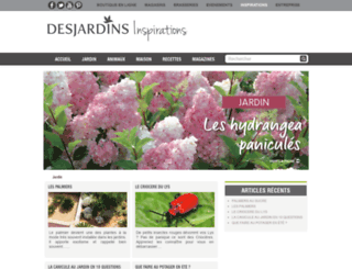 desjardins-inspirations.fr screenshot