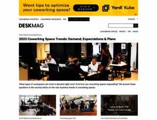 deskmag.com screenshot