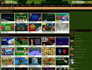 deskove-a-karty.1001hry.cz screenshot