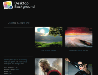 desktop-background.net screenshot