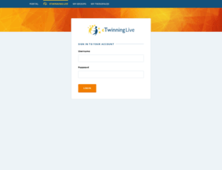desktop.etwinning.net screenshot