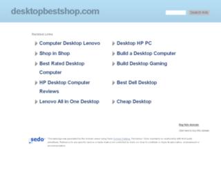 desktopbestshop.com screenshot