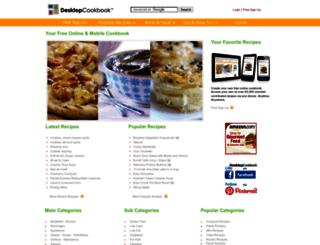 desktopcookbook.com screenshot