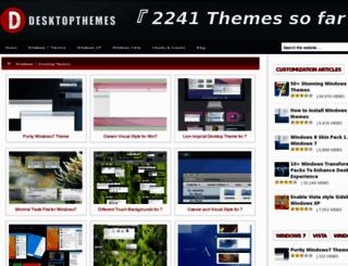 desktopthemes.co screenshot