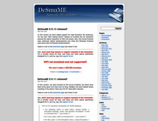 desmume.org screenshot