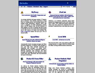 desofto.com screenshot