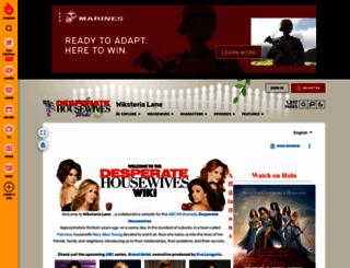 desperate.wikia.com screenshot